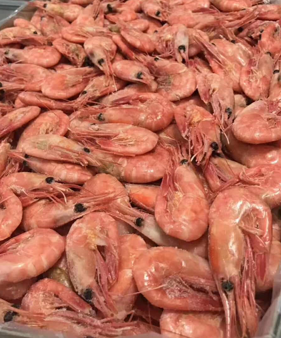 【禽肉鱼蛋】腹籽冰虾1斤
